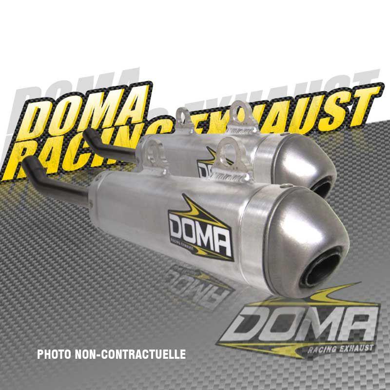 Yamaha Blaster Stock Silencer