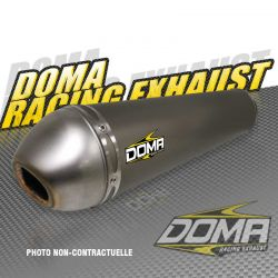 RACING SILENCER HONDA CR 500 96-03