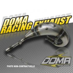 RACING FACTORY EXHAUST PIPE KAWA KDX 125 92-04