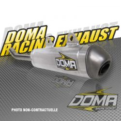 RACING SILENCER KTM 125 SX / EXC / 144 SX 04-10