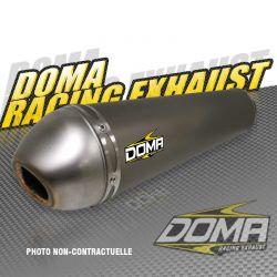 RACING MUFFLER SLIP-ON KTM 520 / SX-F / EXC-F / 525 SX-F 00-02